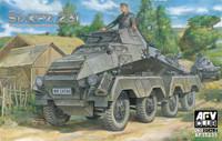 SdKfz 231 8-Rad Early Type Schwerer PzSpahWg 1/35 AFV Club