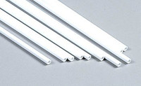 1/8 Fineline Round Tubing Styrene (10) Plastruct Supplies