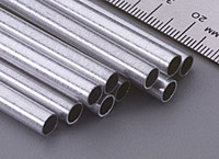 "7/32""x12"" Aluminum Tube .014 Wall (1) K&S Engineering"
