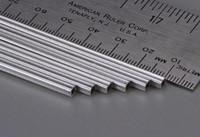 "1/8""x12"" Square Aluminum Tube .014 Wall (1) K&S Engineering"