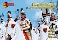 1st Half XV Century Teutonic Knights (12 Mtd) 1/72 Mars Figures