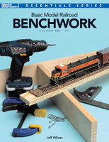 Basic Model Railroading Benchwork 2nd Edition Book Kalmbach