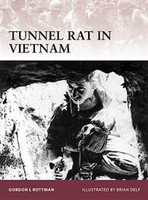 Warrior Tunnel Rat in Vietnam Osprey Books