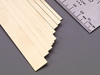 ".032""x1/2""x12"" Brass Strips (1) K&S Engineering"