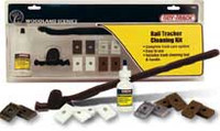 Tidy Track Rail Tracker Cleaning Kit Woodland Scenics