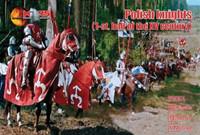Century Polish Knights 1st Half XV (12 Mtd) 1/72 Mars Figures