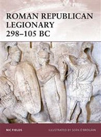 Warrior Roman Republican Legionary 298-105BC Osprey Books