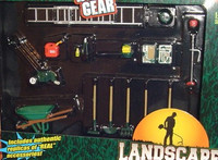 Landscaping Accessory Set 1/24 Phoenix Toys