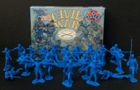 Civil War Union Infantry (22) 1/32 Classic Toy Soldiers