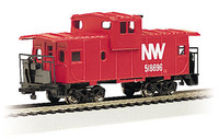 Wide Vision Caboose Norfolk & Western N Bachmann Trains
