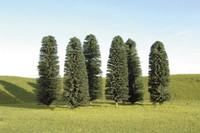"Scenescape 5""-6"" Cedar Trees (6/pk) Bachmann Trains"