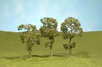 "Scenescape 3""-4"" Maple Trees (3/pk) Bachmann Trains"