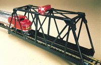 Blinking Bridge Built-Up N Bachmann Trains