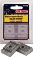 Tidy Track Maintenance Pads (2) Woodland Scenics