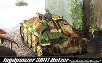Jagdpanzer 38(t) Hetzer Late Tank 1/35 Academy