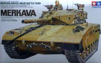 Israeli Merkava MBT 1/35 Tamiya