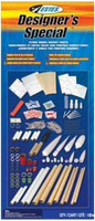 Designer's Special Model Rocket Parts Kit  Estes