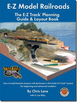 E-Z Model Railroads Track Planning Guide & Layout Book HO Bachmann Trains