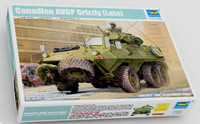 Canadian Grizzly 6x6 Armored Personnel Carrier (Late) 1/35 Trumpeter
