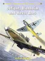 Aircraft of the Aces Defiant, Blenheim & Havoc Aces Osprey Books