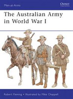 Men at Arms The Australian Army in WWI Osprey Books