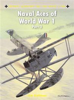 Aircraft of the Aces Naval Aces of WWI Part 2 Osprey Books
