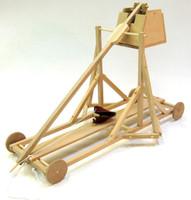Medieval Trebuchet Wooden Kit Pathfinders