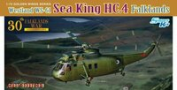 Sea King HC4 30th Anniv Falklands War Helicopter 1/72 Cyber Hobby
