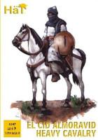 El Cid Almoravid Heavy Cavalry (12 Mtd) 1/72 Hat