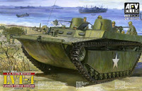 US LVT-4 Water Buffalo Late Version Amphibious Vehicle 1/35 AFV Club