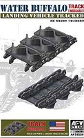 US LTV-4 Water Buffalo Workable Track Links (Approx 72 Links) 1/35 AFV Club