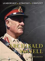 Command Archibald Wavell Osprey Books