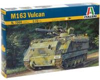 M163 Vulcan Tank 1/72 Italeri