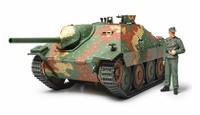 Jagdpanzer 38(t) Hetzer Mid Production Tank 1/35 Tamiya