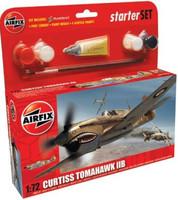 Tomahawk IIb (P-40D Warhawk) Starter Set 1/72 Airfix