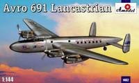 Avro 691 Lancastrian Passenger/Transporter  1/144 A-Model