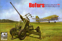 Bofors Anti-Aircraft Gun 1/35 AFV Club