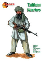 Taliban Warriors (16) 1/32 Mars Figures