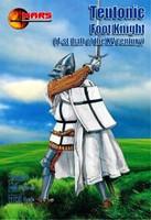 1st Half XV Century Teutonic Foot Knights (48) 1/72 Mars Figures