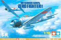Mitsubishi A6M2B Zeke 1/72 Tamiya