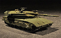 Israeli Merkava MK III Main Battle Tank 1/72 Trumpeter