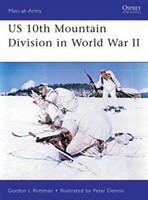 US 10th Mountain Division in World War II Osprey Books