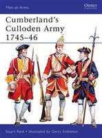 Cumberlands Culloden Army 174546 Osprey Books