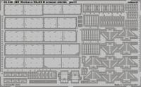 IDF Merkava Mk III D Armor Shields for HBO 1/35 Eduard