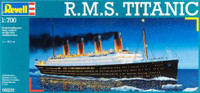 RMS Titanic 1/700 Revell Germany