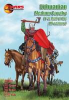 1st Half XV Century Lithuanian Medium Cavalry (12 Mtd) 1/72 Mars Figures