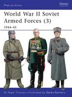 WW-II Soviet Armed Forces 1944 Osprey Books