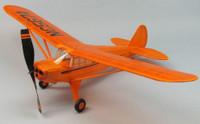 """Piper J4-E Cub Coupe 30"""" Wingspan Dumas"""
