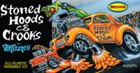 Von Franco Stoned Hoods Crooks Moebius
