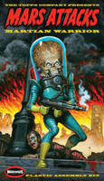 Mars Attacks! Martian Figure 1/12 Moebius